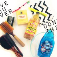 DIY Pripravci za ciscenje cetki, kistova & make up-a!💄